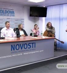 Пресс-Конференция: Караван Солнечных Бардов и Закон о Родовых Поместьях Молдовы